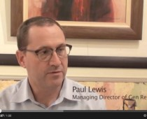 Testimonial by Paul Lewis - Managing Director of Gen Re and UBuntu Bridge student