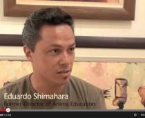 Testimonial by Eduardo Shimahara - UBuntu Bridge student from Brazil