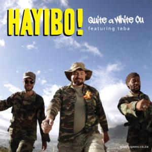 Hayibo album cover 2