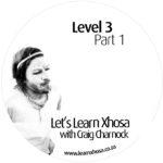 Xhosa Level 3