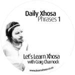 Xhosa Phrases