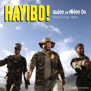Hayibo album cover 2