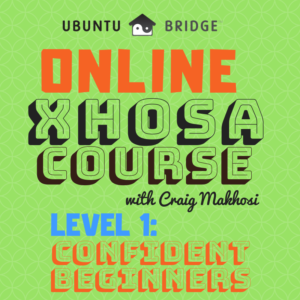 Online Xhosa Course Product